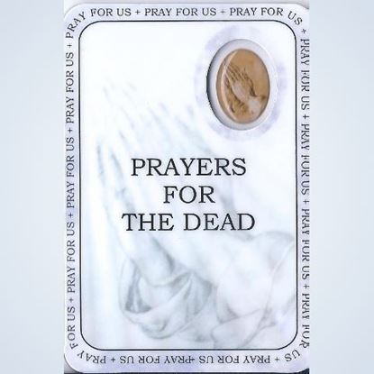 Picture of Holy Souls prayer booklet