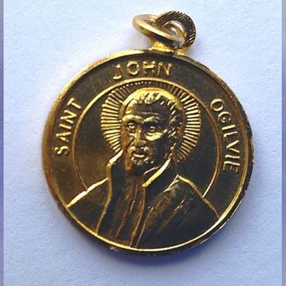 Picture of Medal of Saint John Ogilvie